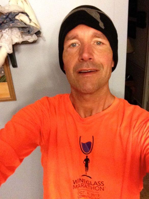 First Run After Wineglass 2013