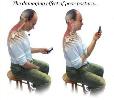 iPosture is Hurting Our Backs