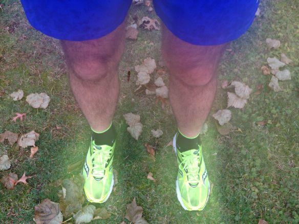 Running in Shorts
