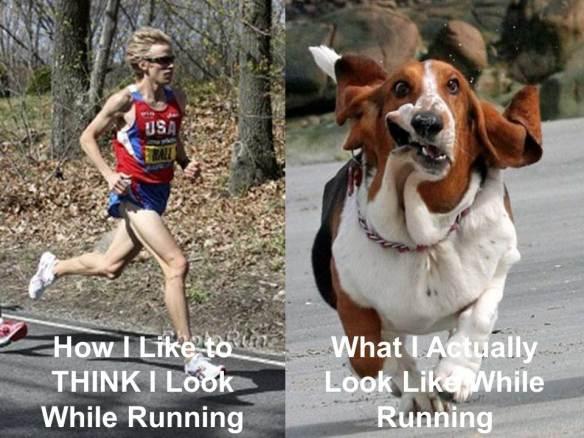 Running Look Like
