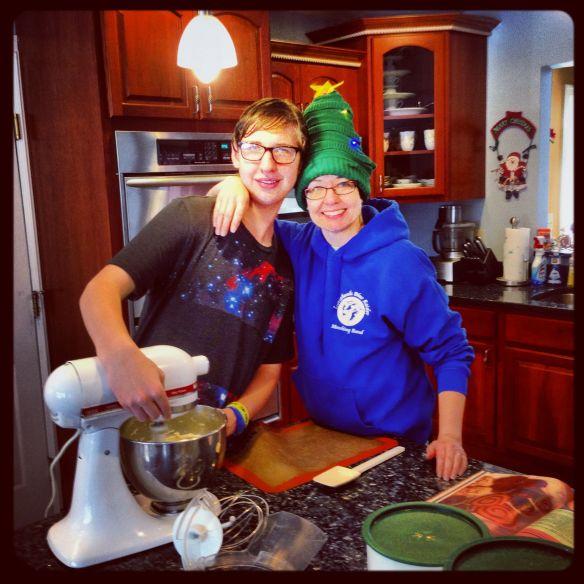 Baking Day 01