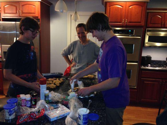 Baking Day 10