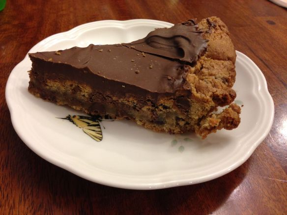Chocolate Chip Bar with Chocolate Layer1
