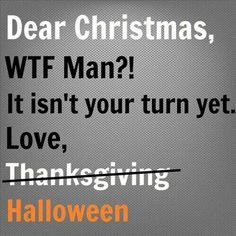Christmas Annoyances