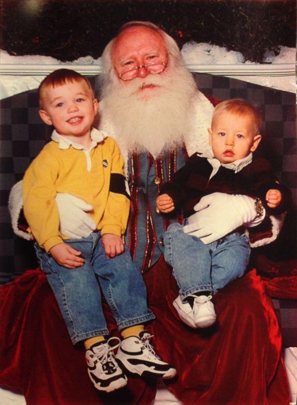 Kids With Santa2