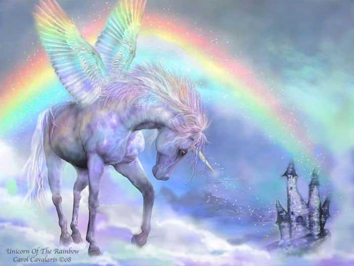 Life is Not Full of Rainbows and Unicorns   Running Around the Bend
