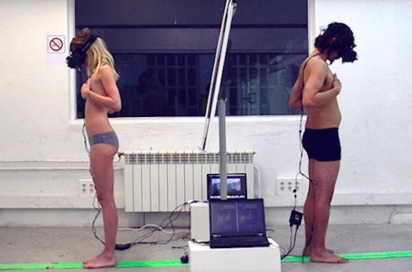 Virtual Body Swap