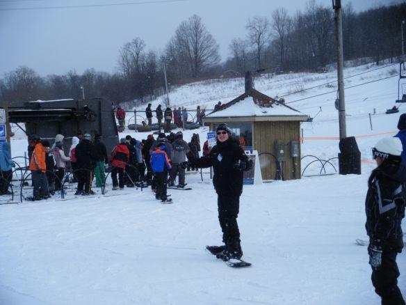Skiing 20092
