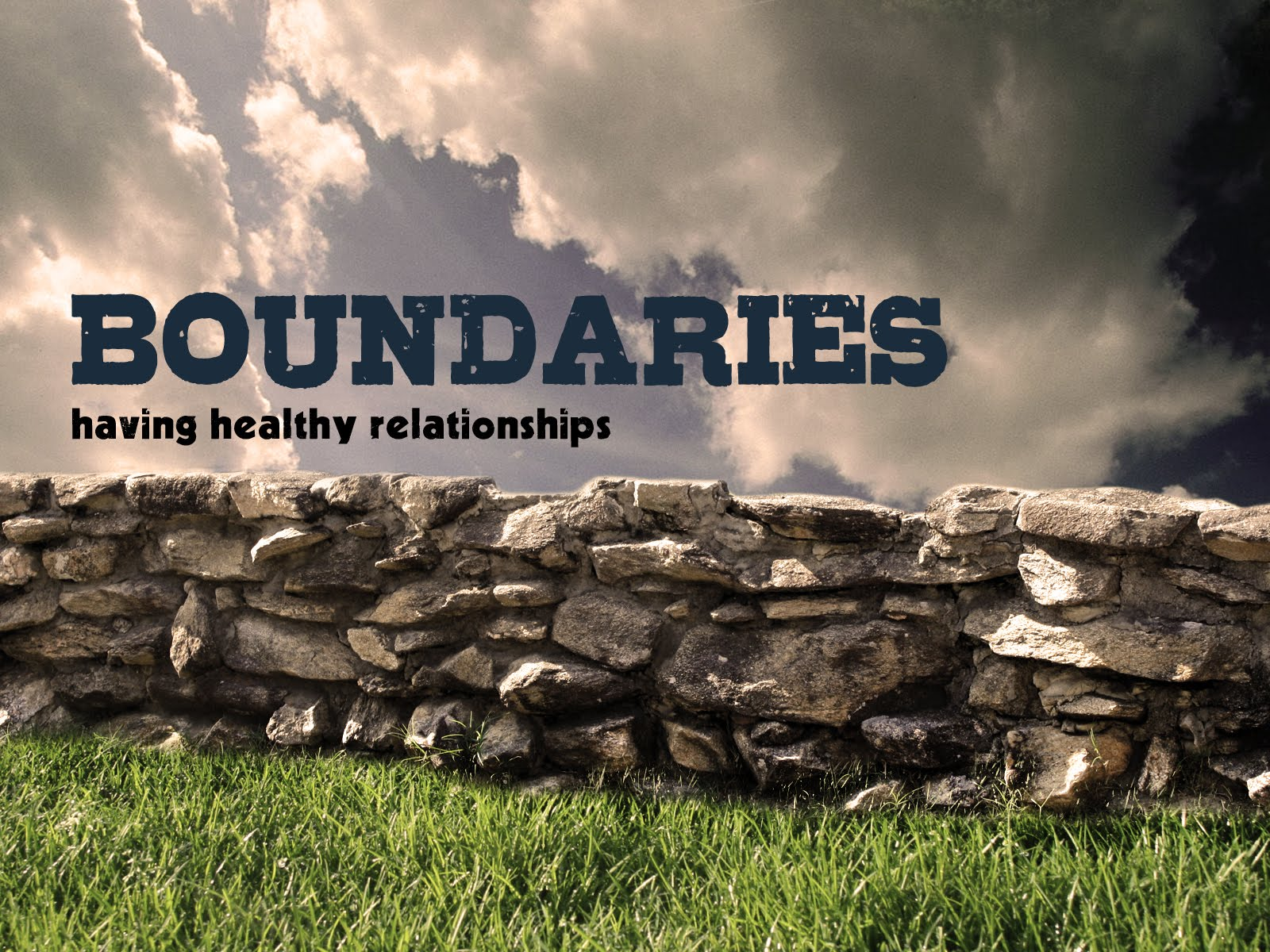 How to set boundaries while dating in a christian relationship
