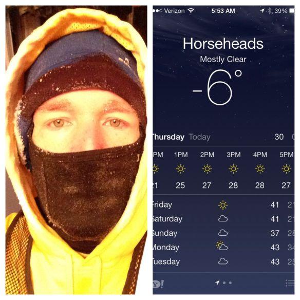 Last 2014 Cold Selfie1