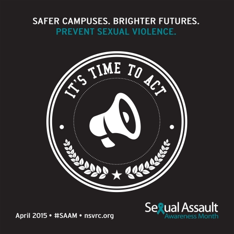 Sexual Violence Awareness Month